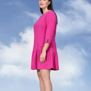 Victoria Beckham for Target Fuschia Dress